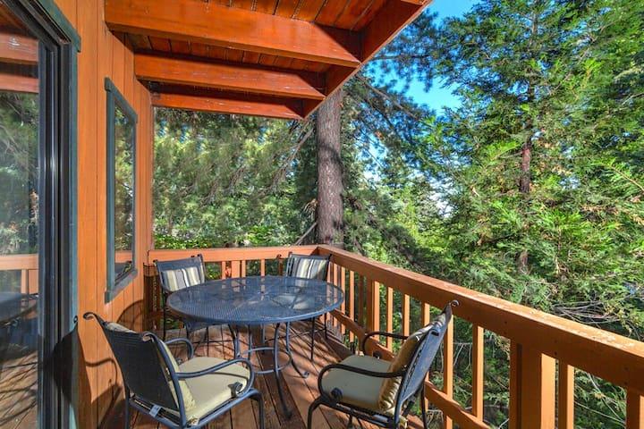 Escape To Nature in Lake Arrowhead!