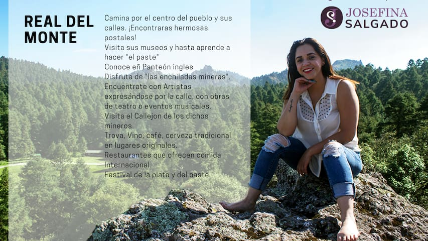 Mineral del Monte的民宿