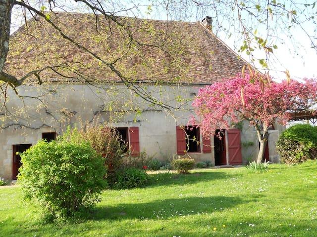 Martigny-le-Comte的民宿