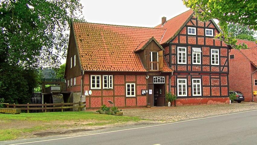 Bruchhausen-Vilsen的民宿