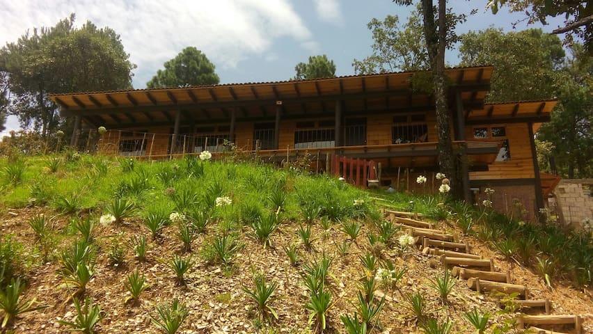 Coatepec harinas的民宿