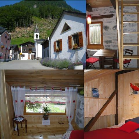 Mex / Valais Suisse的民宿