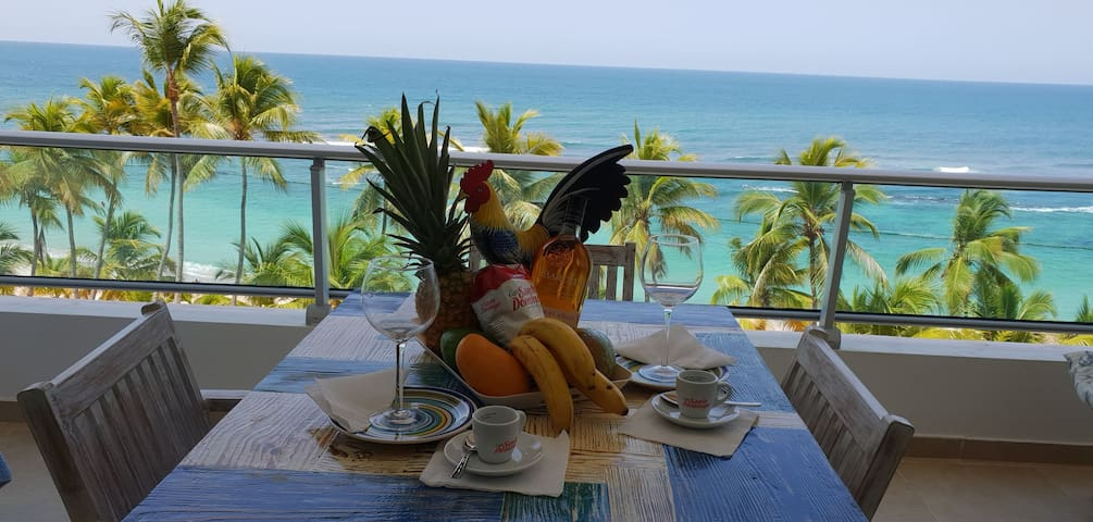 ★ Marbella ** View of paradise in Juan Dolio beach