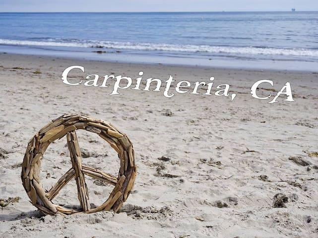 卡平特里亚(Carpinteria)的民宿