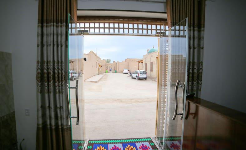 Khiva的民宿