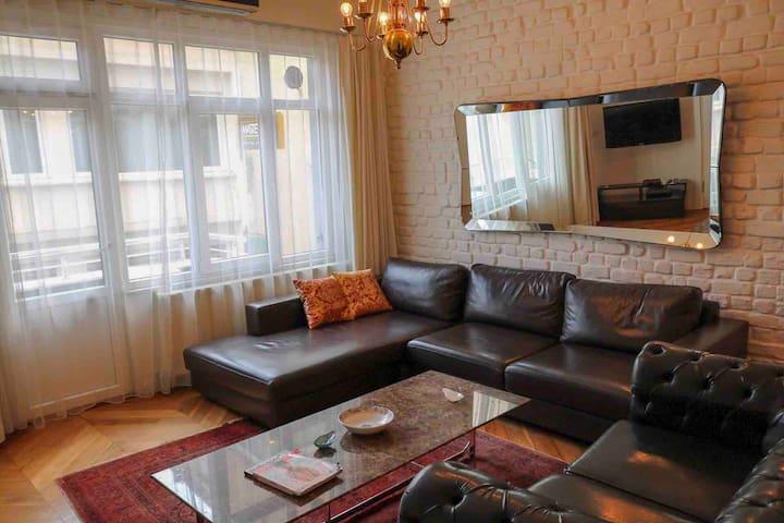 3 luxury flat atiye str tesvikiye nisantası