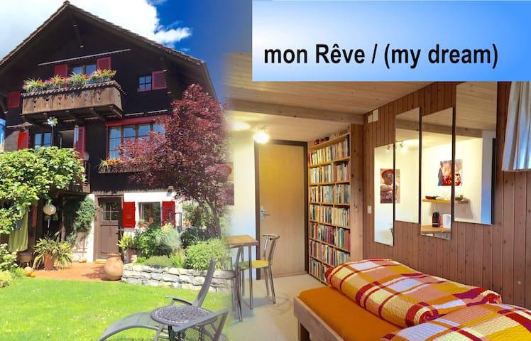 Mon Rêve (my dream)