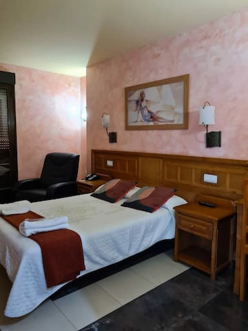 Pedro Muñoz的民宿
