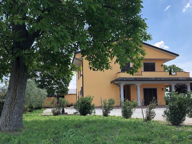 斯佩洛 (Spello)的民宿