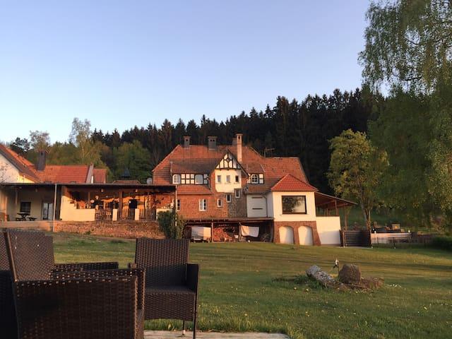 Mürlenbach的民宿