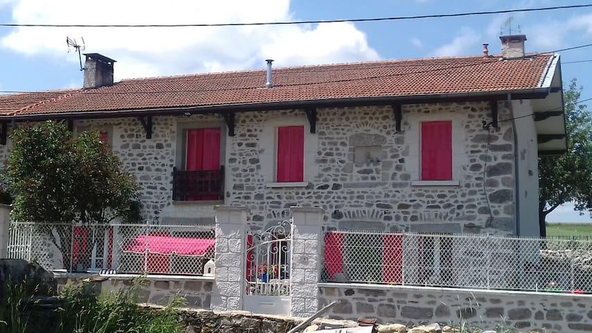 Saint-Victor-sur-Arlanc的民宿