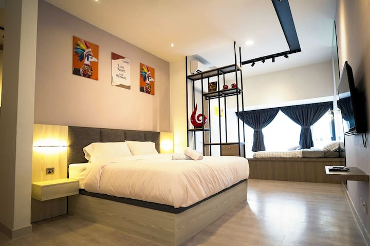 Melaka的民宿