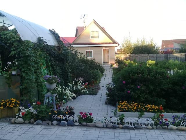 伊尔库茨克的民宿