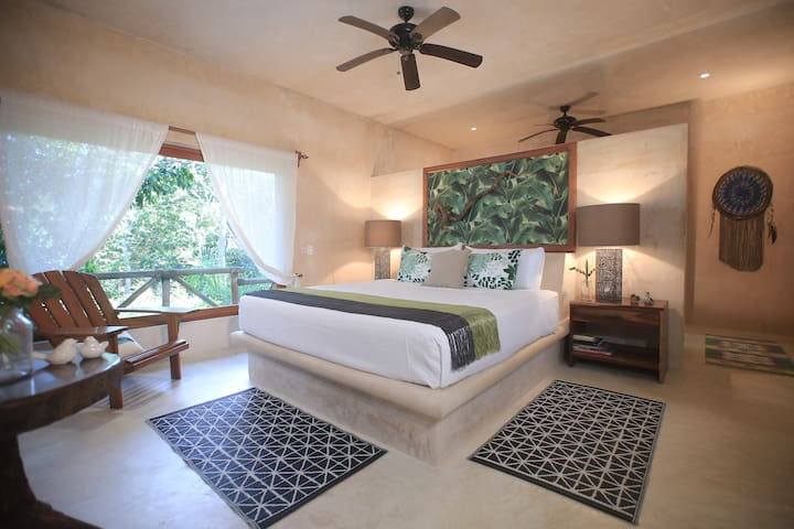 HOLISTIC 1BR PRIVATE VILLA @ Cachito de Cielo