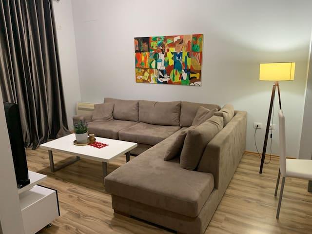 Modern Apartment Mountain Dajti View