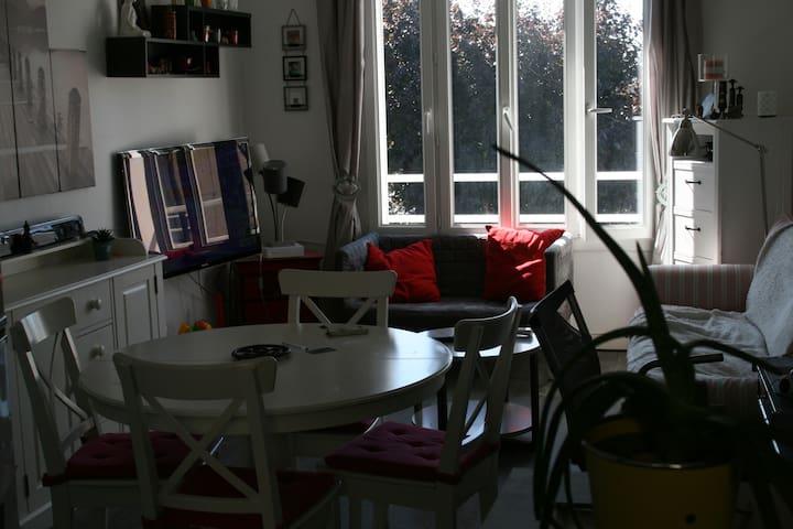 Appartement trés clair