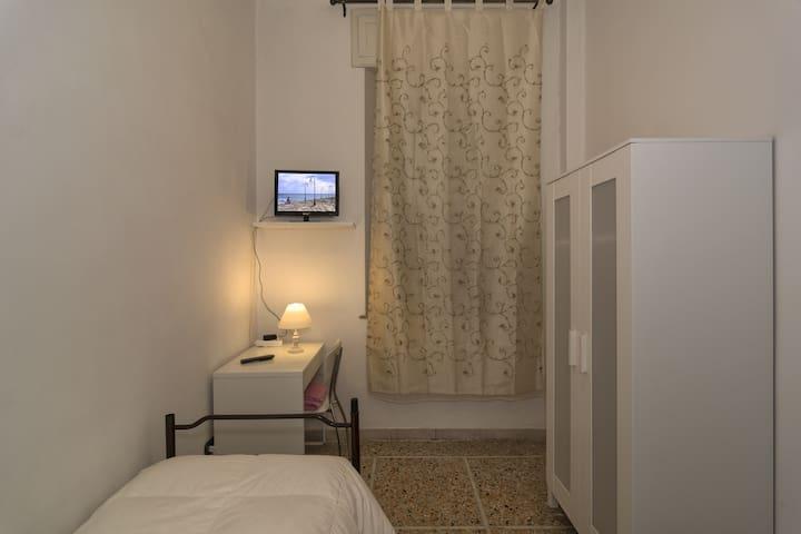 Holiday Pisa Gare (4) - Single Room