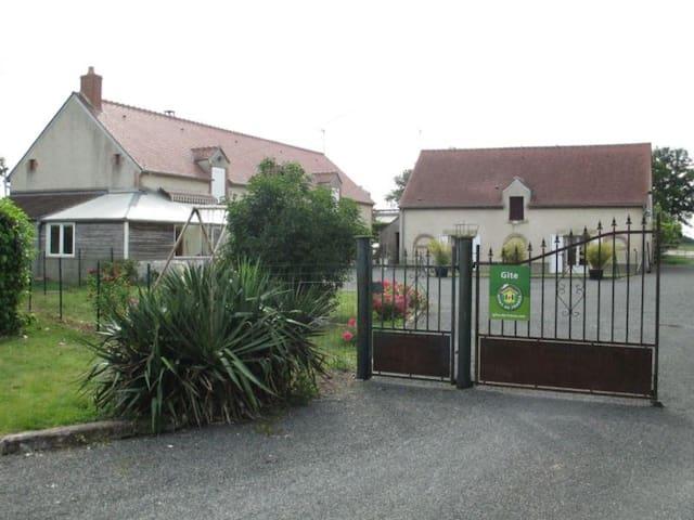 Vieilles-Maisons-sur-Joudry的民宿
