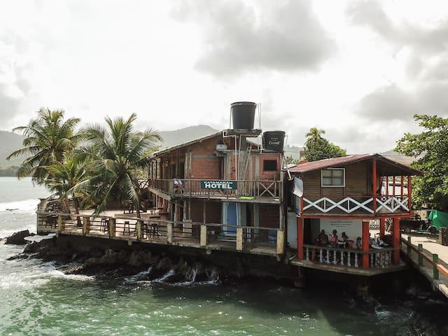Capurganá的民宿