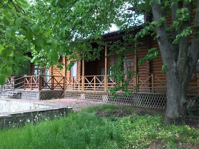 Hlibivka的民宿