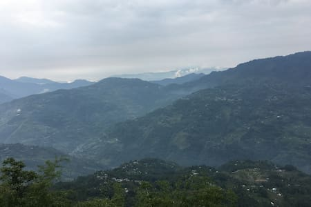Home stay in Pelling