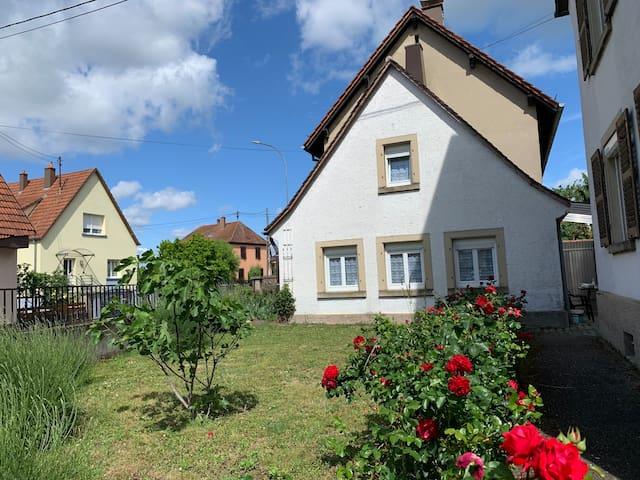 Drusenheim的民宿