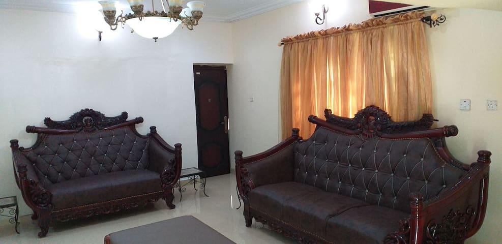 Owerri的民宿