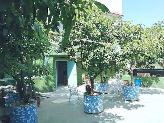 广州的民宿