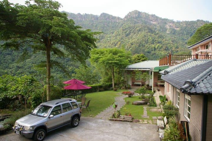 三义乡的民宿