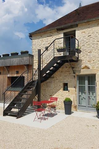 Maisons-lès-Chaource的民宿
