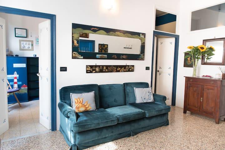 Casa Mira Parasio - Genuine and authentic Liguria