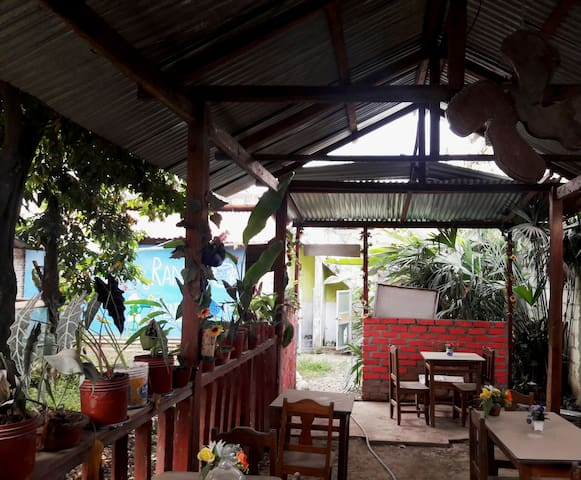 San Martin de Pangoa的民宿