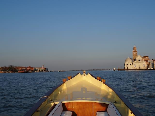 威尼斯河畔萨布隆的体验