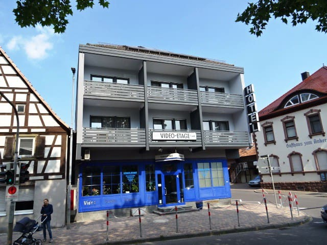 Karlsbad的民宿