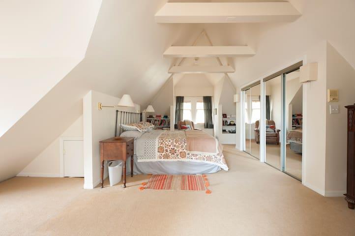 Entire floor urban retreat private guest suite