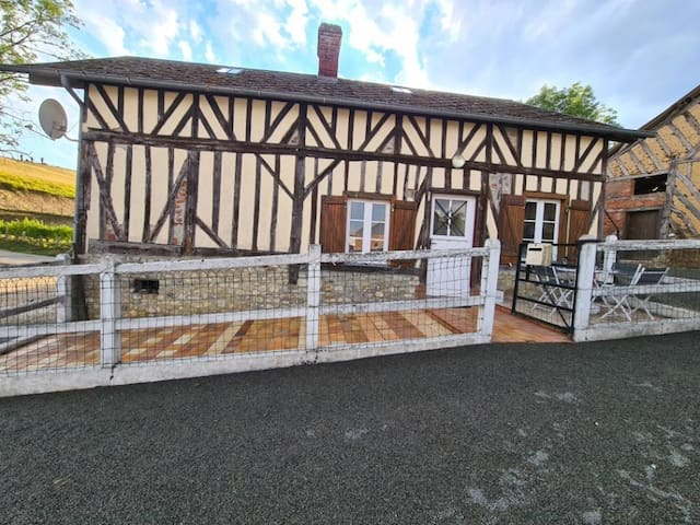 Fresnay-le-Samson的民宿