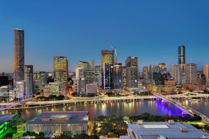 布里斯班南区(South Brisbane)的民宿