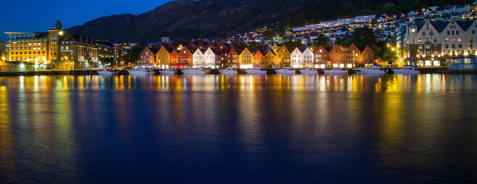 卑尔根的度假屋