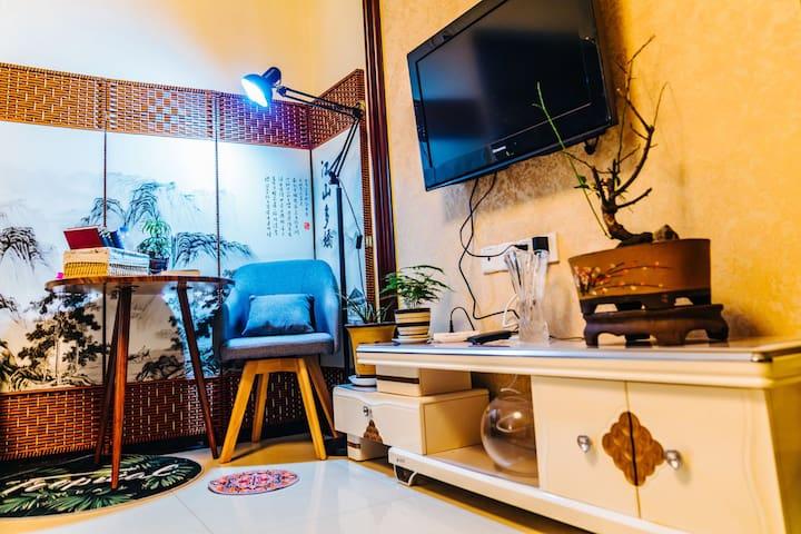 自贡的民宿