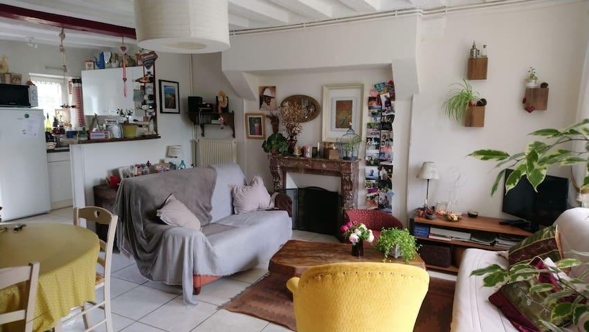 Condé-sur-Sarthe的民宿