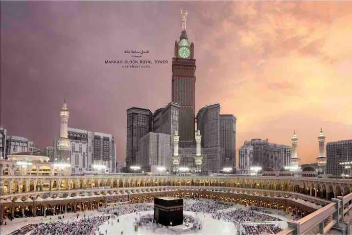 مكة的民宿