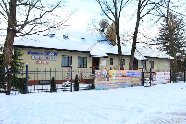 斯韦特洛戈尔斯克的民宿