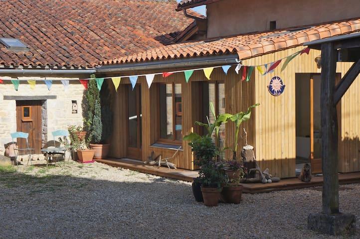 Cellefrouin的民宿