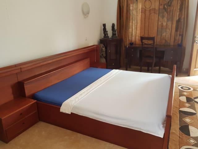 Grand-Popo的民宿
