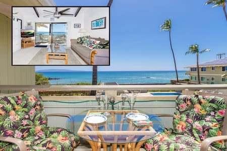 Ocean View Condo: Cozy & Fun at The Shores of Maui