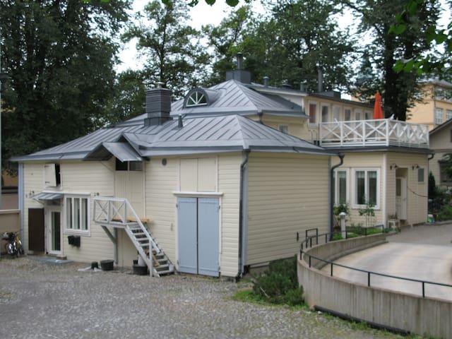 图尔库的民宿