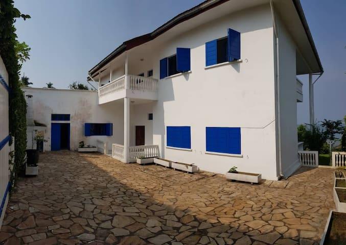 Kribi的民宿