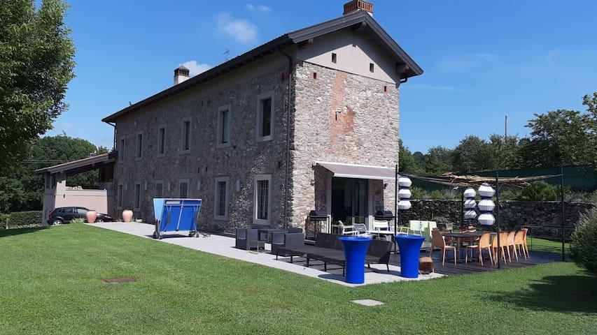 Monticello Brianza的民宿