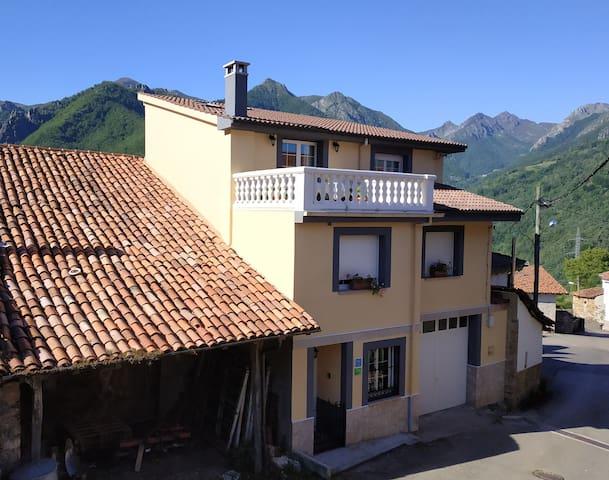Oseja de Sajambre的民宿