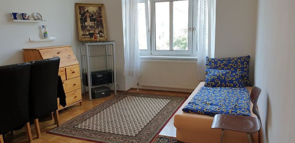 A Fully furnished Flat for 3 in  central Vienna!
